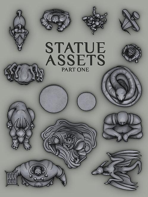 Statue Assets