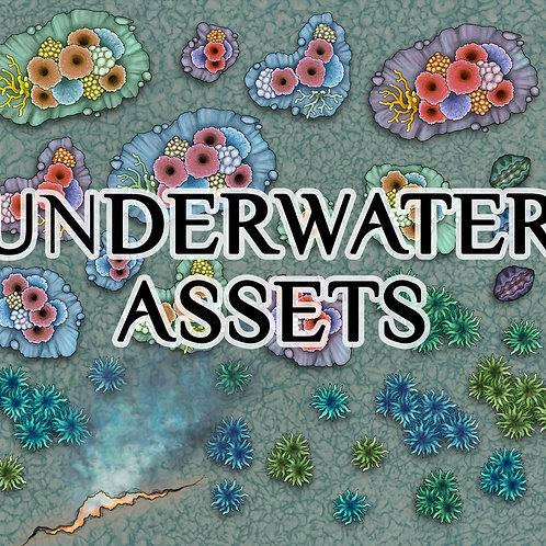 Underwater Assets
