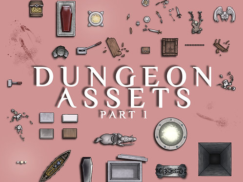 Dungeon Assets