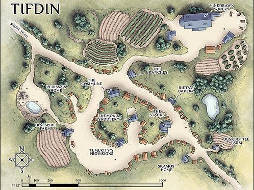 Tifdin