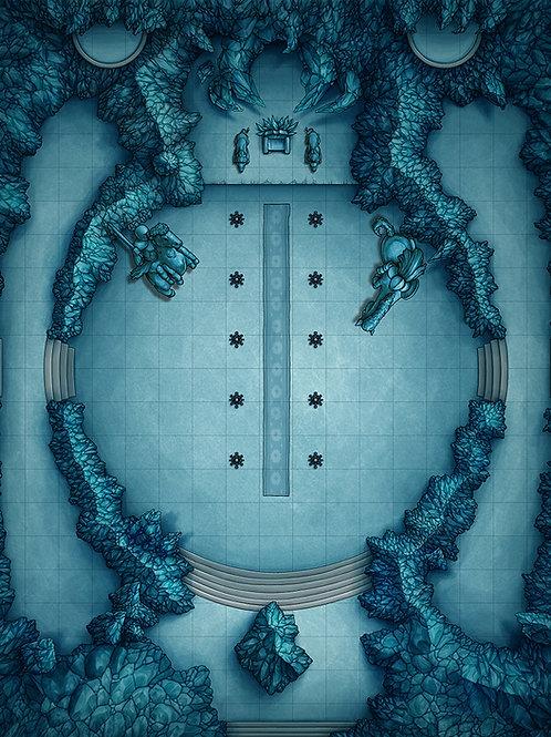 The Crystalline Throne Room