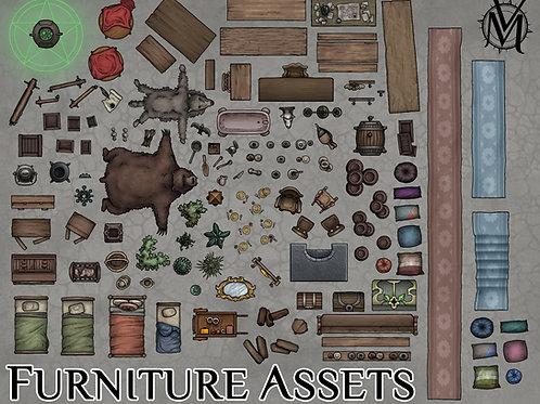 Furniture Assets pt.2