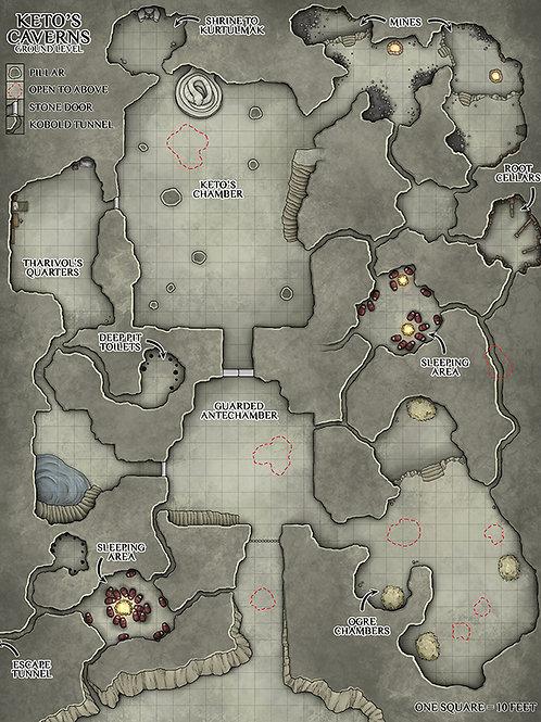 Keto's Caverns
