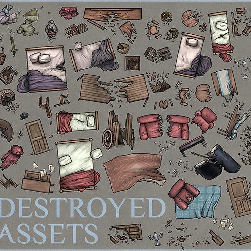 Destroyed Assets