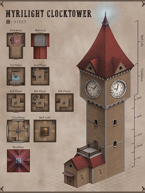 Myrilight Clocktower
