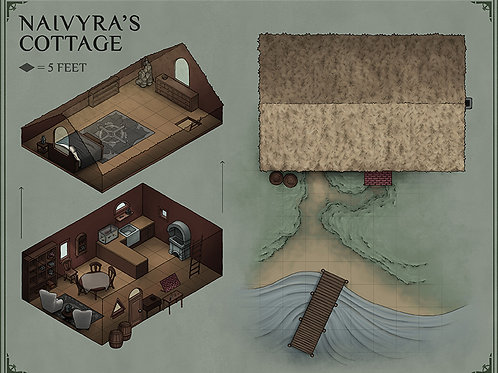 Naivyra's Cottage