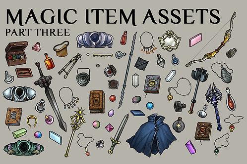 Magic Item Assets pt.3