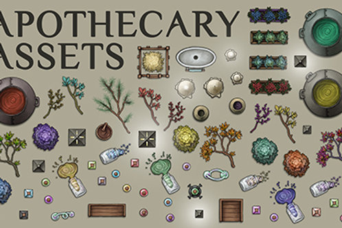 Apothecary Assets