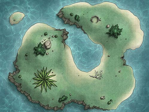 Bottleneck Island