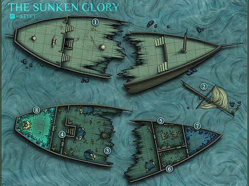 The Sunken Glory