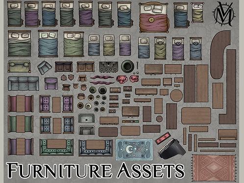 Furniture Assets pt.1
