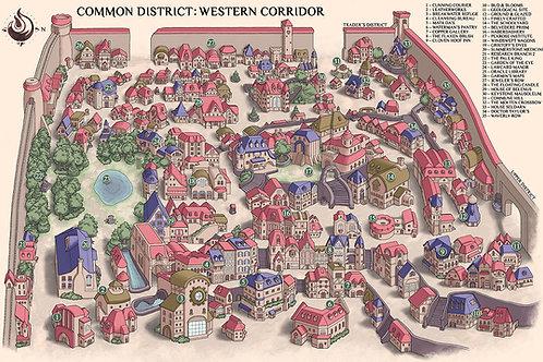 Pemphero: Common District West