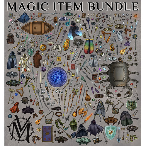 Magic Item Bundle
