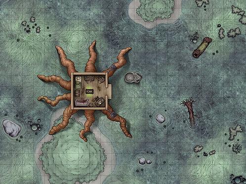 Marsh Hag's Hut