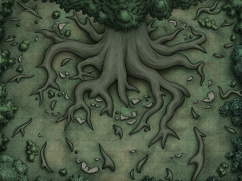 Rooted Hollow