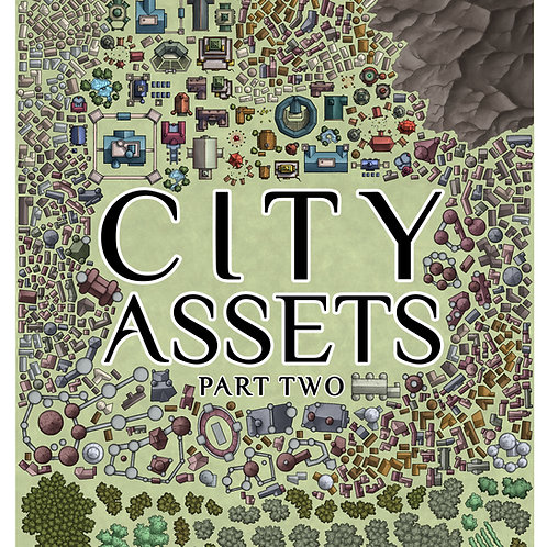 City Assets pt.2