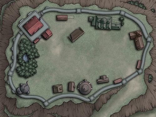 Hilltop Stronghold