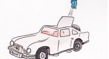 WANTED/NEEDED/LOVED: JILL SOBULE'S FAVORITE SPY CARS