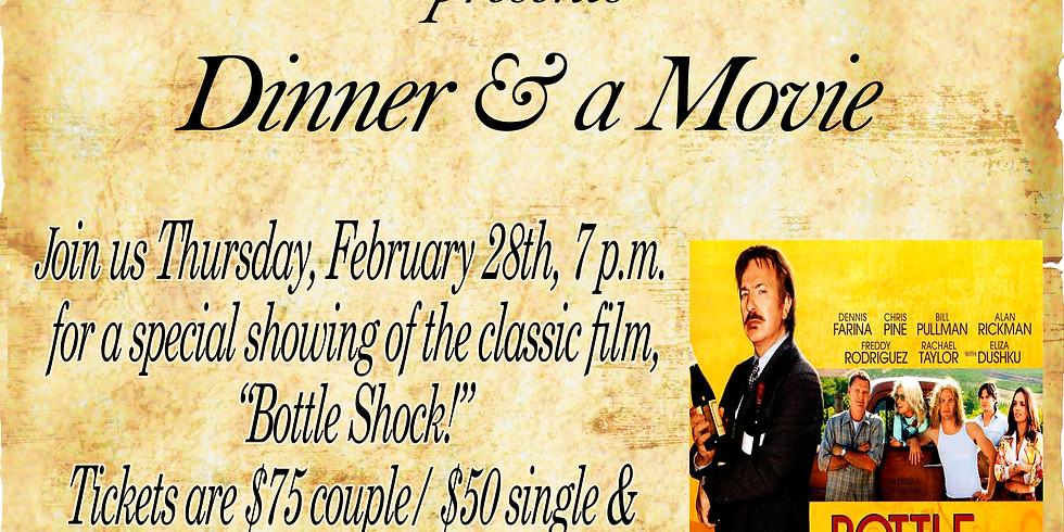 Dinner & a Movie!!