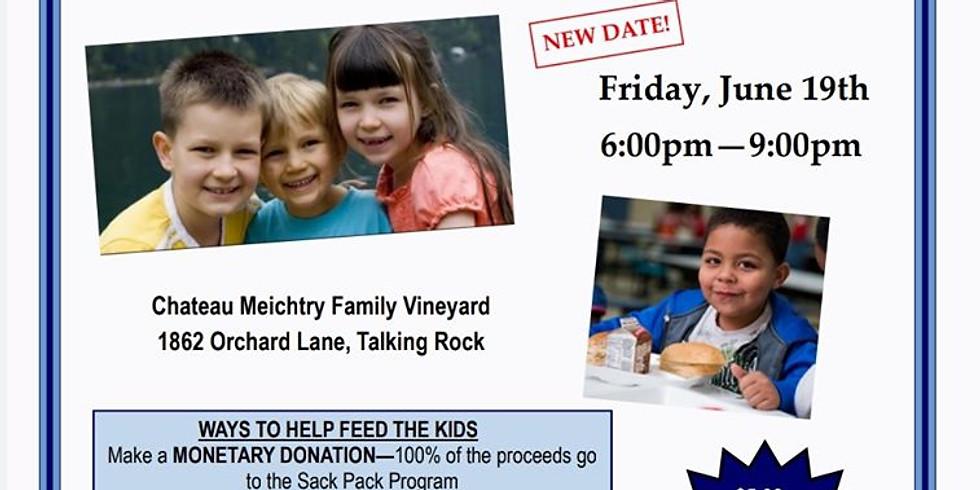 Gilmer Optimist Club Feed the Children - Kid's Sac Fundraiser!