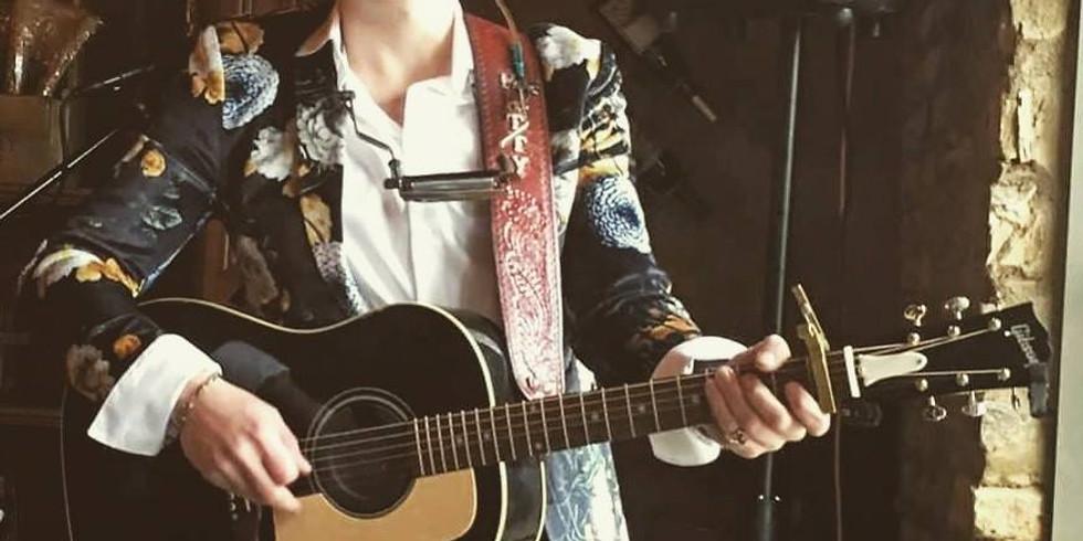 Live Music with Matty Croxon!