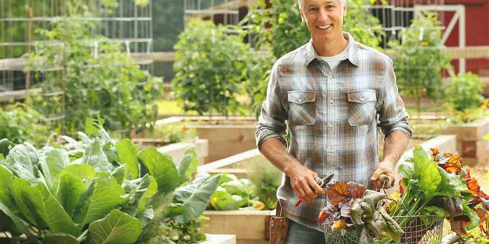 Master Gardener Hosts Joe Lamp'l Book Signing!!