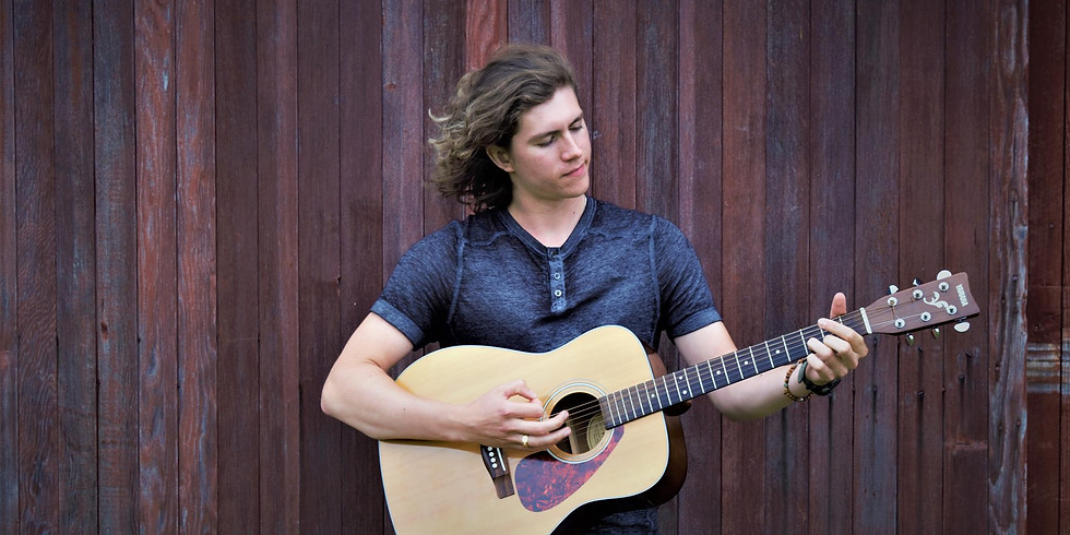 Live Music with Luke Woltanski!