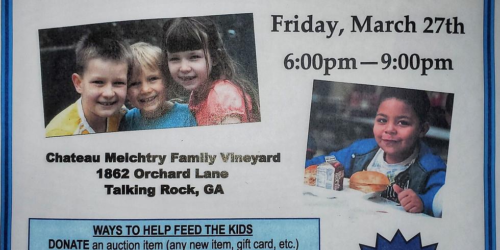 Gilmer County Optimist Club Sack Pack Fundraiser
