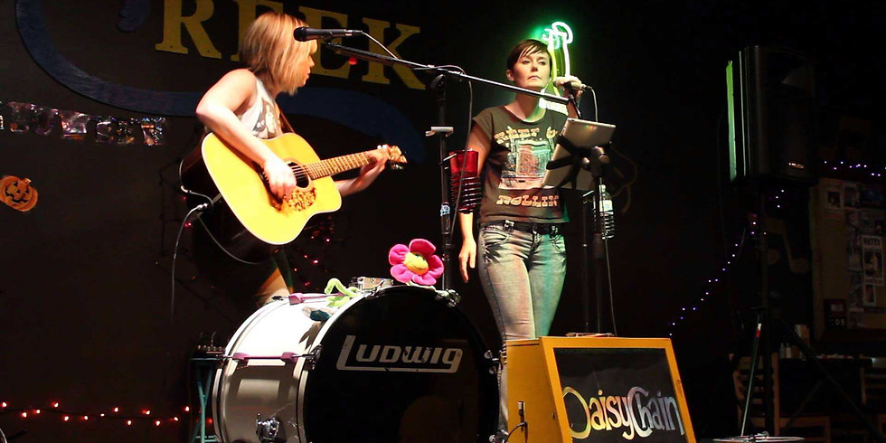 Live Music with Daisy Chain!