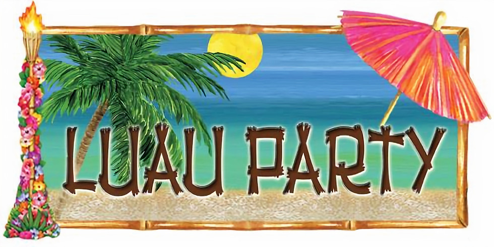 Don't Wine About Winter Indoor Beach Party & Luau!