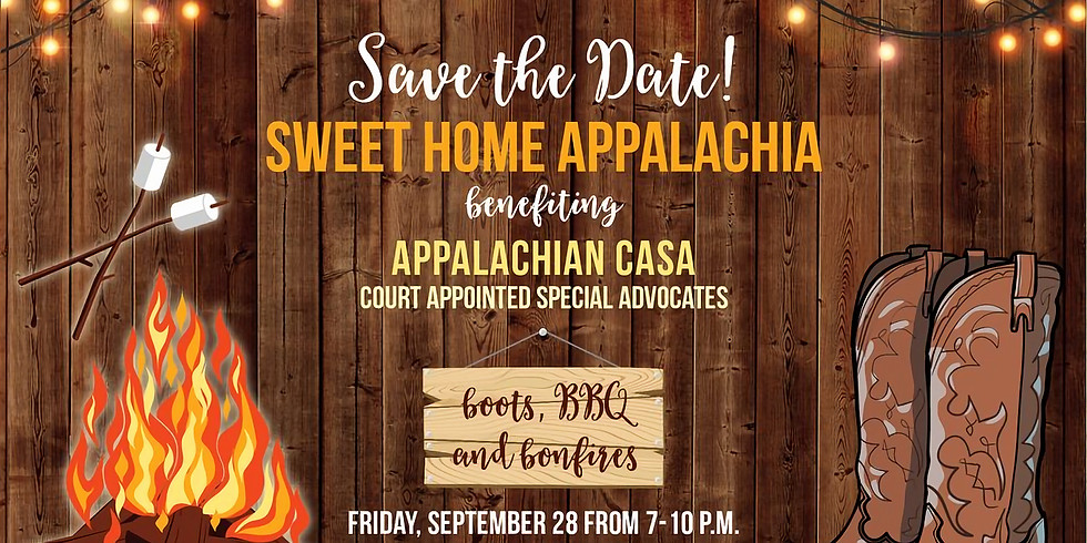 Boots, BBQ & Bonfires Benefit for Appalachian Casa!!