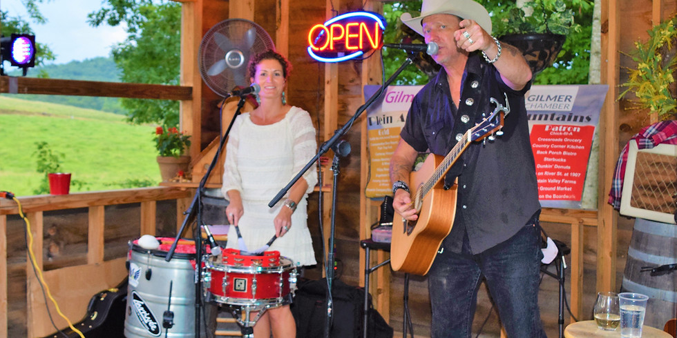 Live music with Surrender Hill!!