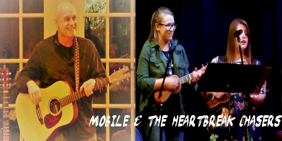 Live Music with Mobile Holmes!