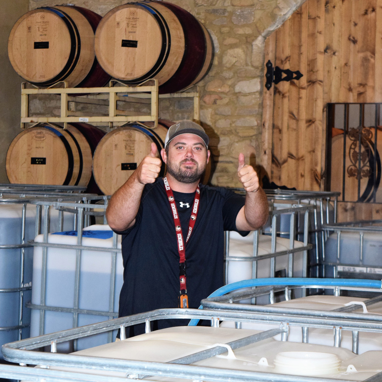 Your winemaker approves.