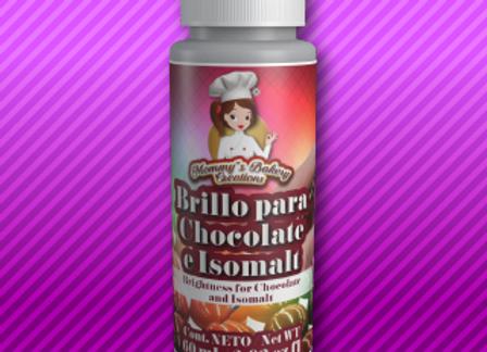 Brillo para chocolate. 60 ml