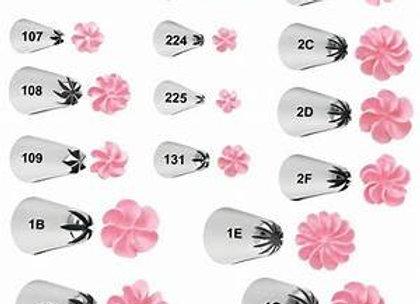 Duya o boquilla flor de gota