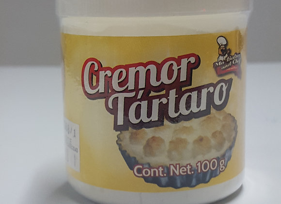 Cremor Tartaro 100g