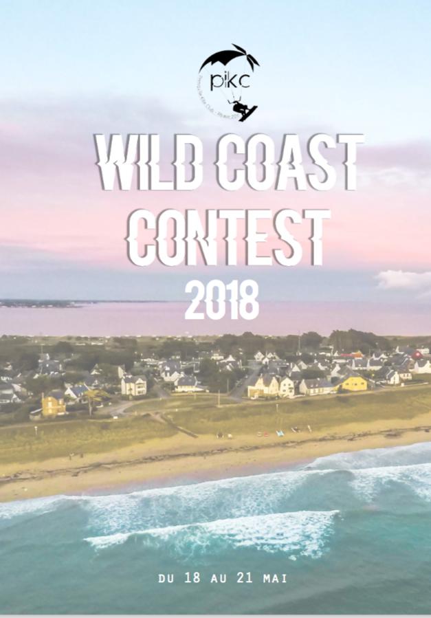 La Wild Coast Contest 2018 est sur les rails !!