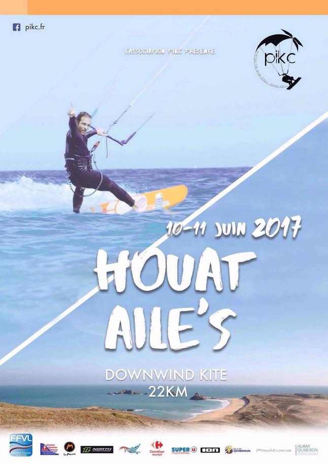 Un grand merci aux partenaires de la Houat aile's 2017 !!