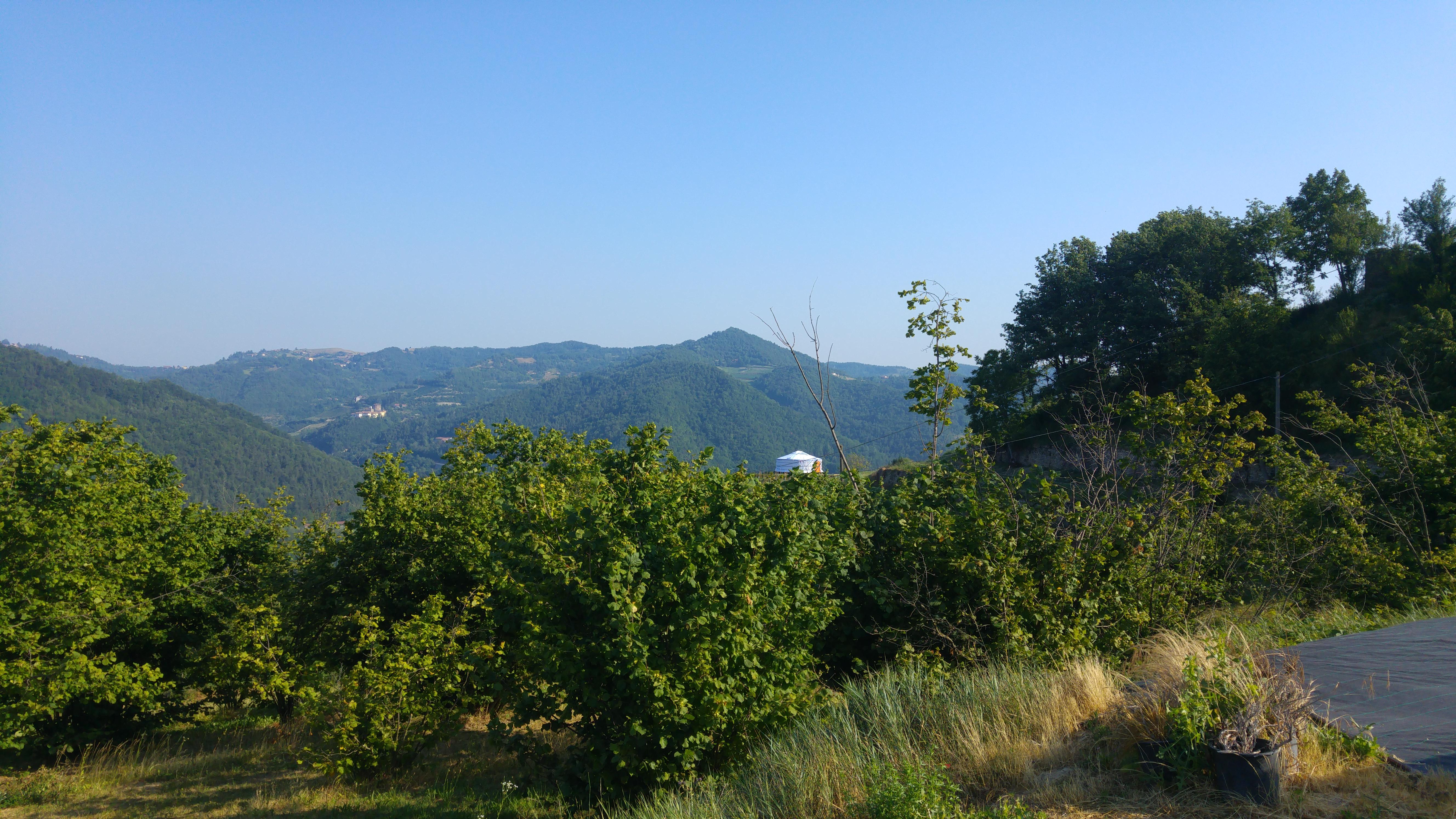 la valle.....