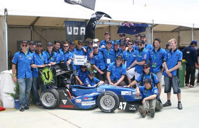 2005 Team in Melbourne