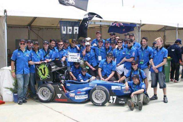 2005 Team in Melbourne