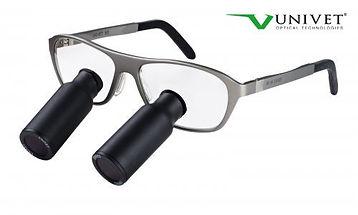 משקפי הגדלה univet prismatic 01