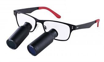 משקפי הגדלה univet prismatic ash