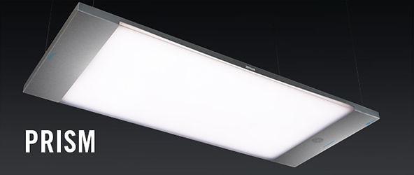 תאורה היקפית Zenium Prism