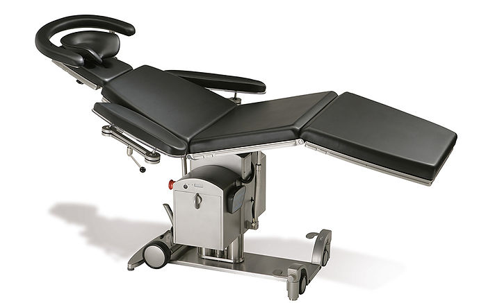 שולחן טיפולים וניתוחים למתרפא brumaba