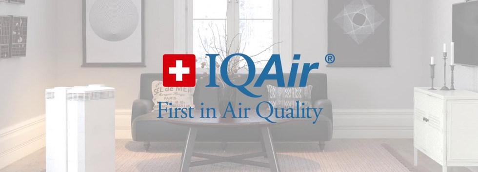 IQAir HealthPro