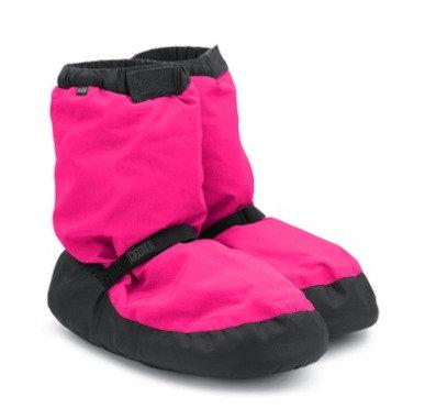 Bloch Warm-Up Bootie Hot Pink
