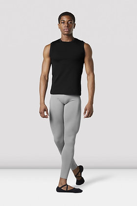 Bloch Men's Fitted Muscle Top