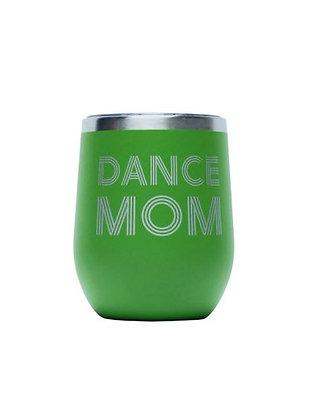 Dance Mom Tumbler, Lime
